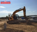 Excavators at work for One Sector - 14 tonne with GPS