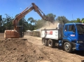 Townhouse Development - 14t Excavator