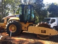 12t Padfoot Roller for Class 1 Compaction - Pullenvale