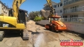 Re-compaction Action - Mermaid Beach