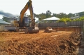 Site Cut in Coomera Waters