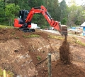 Excavation Underway in Buderim - Andrew of Black Civil