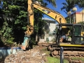 Breaking up a swimming pool - Ascot Brisbane