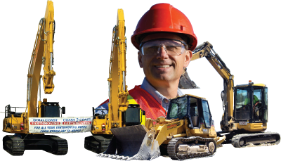 Coast2Coast Brisbane - Earthmoving, Excavation, Demolition, Bulk Material Hire