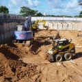 Detail Excavations provided by Coast2Coast Earthmoving Gold Coast, Brisbane, Sunshine Coast and Tweed Coast