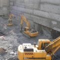 Basement Excavations provided by Coast2Coast Earthmoving Gold Coast, Brisbane, Sunshine Coast and Tweed Coast
