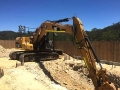 12t Excavator Blitzing a Pool Dig - Springfield