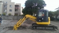 Coast2Coast Earthmoving providing basement digout for Greyburn building contractors