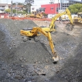 Bulk Excavations provided by Coast2Coast Earthmoving Gold Coast, Brisbane, Sunshine Coast and Tweed Coast
