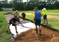 Extending a Wicket Block - Maroochydore Cricket Club