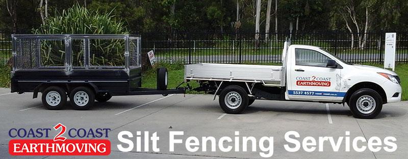 Coast2Coast Silt Fencing Gold Coast Sunshine Coast Brisbane Ipswich